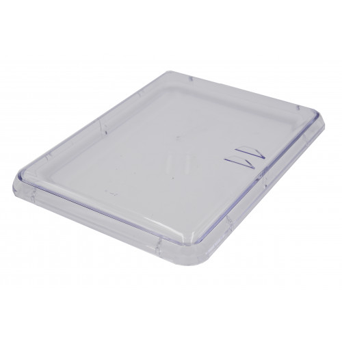 Bowl cover for Caddy 10, lockable