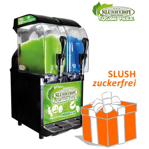 POWER SLUSHER ECO HC 2 x11 Liter, Modell 2020,...
