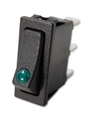 Funktionsschalter mit Lichtdiode   SLUSHYBOY / SPM