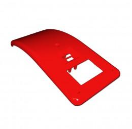 Behälterdeckel Oberteil rot | SLUSHYBOY / SPM