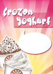 Poster 3 Gelamondo 'Frozen Yoghurt'