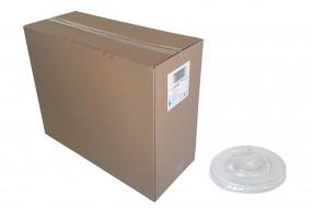 Karton Deckel für Becher 0,2 Liter