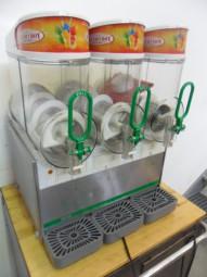 BRAS Slush-Maschine 3x10 Liter (gebraucht) G591