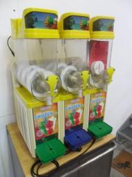 CAB Slush-Eis-Maschine 3x10 Liter (gebraucht) G565