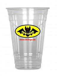 20.000 Clear-Cups 400 ml, klar, mit Ihrem Logo!