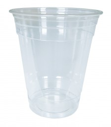 300 ml-Clear-Cups, 50 Stück, klar (neutral)