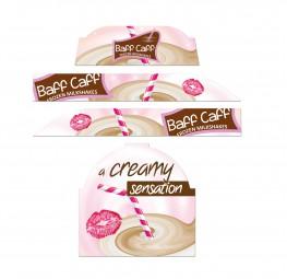 Baff Caff Branding-Set für SLUSHYBOY Premium