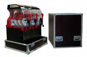 Flightcase für 3-Kammer-Gerät