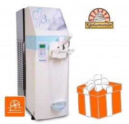 BSoft121 Frozen Yoghurt & Softeis-Maschine inkl. Gelamondo-Starterpaket | SENCOTEL