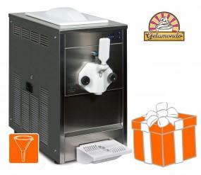 U-GO Gravity Frozen Yoghurt & Softeis-Maschine inkl. Gelamondo-Starterpaket | SPM