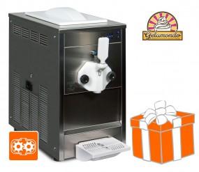 U-GO Pump Frozen Yoghurt & Softeis-Maschine inkl. Gelamondo-Starterpaket | SPM
