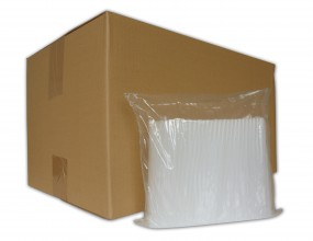 Karton Cocktailhalme (10.000 Stück)