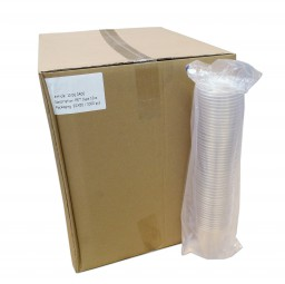 Karton 0,3l-Clear-Cups, klar (neutral)