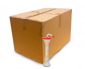 Karton 330 ml-Yard-Cup mit SLUSHYBOY-Logo (neue Ausführung) 150 Stk. (0,80 € pro Stück)