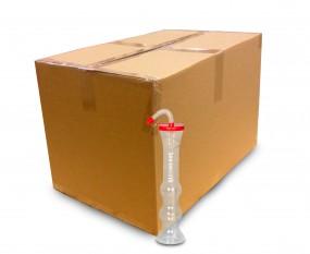 Karton 450 ml-Yard-Cup mit SLUSHYBOY-Logo (neue Ausführung) 143 Stk. (0,84 € pro Stück)