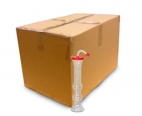 Karton 450 ml-Yard-Cup neutral (neue Ausführung) 143 Stk. (0,84 € pro Stück)