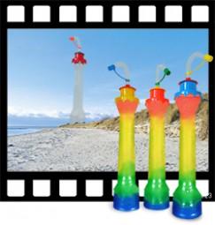 Karton 0,5l-Yard-Cup Leuchtturm 144 Stk. (1,00 € pro Stück)