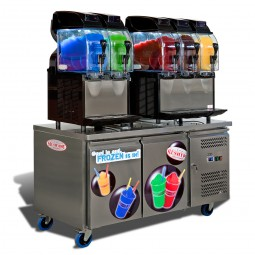 Power-Slush-Wagon 5x11 Liter