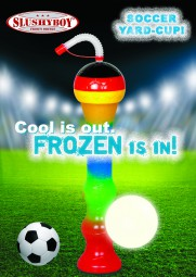 Poster 5 `Fußball Yard-Cup´