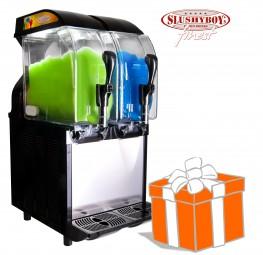 POWER SLUSHER ECO HC 2 x 11 L inkl. Frozen Smoothies-Starterpaket