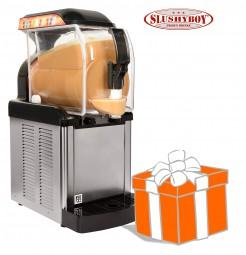 SLUSHER Premium 1x5 Liter inkl. Slush-Ice-Starterpaket