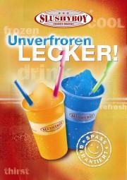 Poster 1 'Unverfroren Lecker'