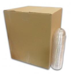 Karton DOME-Deckel für Clear-Cups