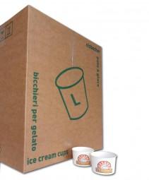 Eisbecher L (230ml) Karton