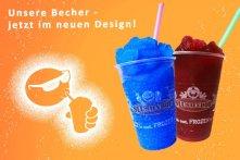 SLUSHYBOY- Becher jetzt im neuen Smiley-Design